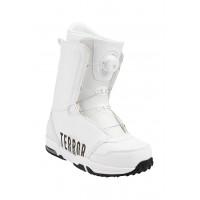 Ботинки сноубордические TERROR BLOCK TGF White