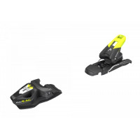 Kрепление гл EVO 9 GW AC BR.78[J] solid black/flash yellow