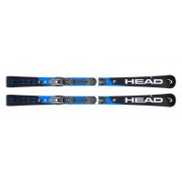 Комплект Supershape i.Titan SW MFPR + PRD 14 GW BRAKE 85 [F] (313288+100739) (горные лыжи+крепления гл) Black/Blue