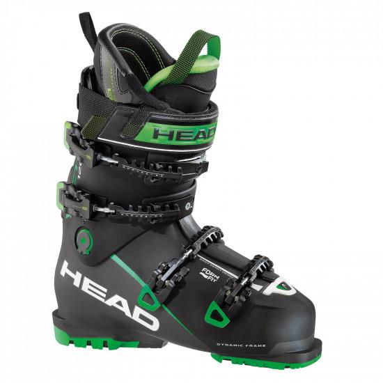 Ботинки VECTOR EVO 120 (2017) black/anthracite-green