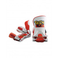 Крепления для сноуборда TECHNINE SLUGGER 2.0 BINDING SINGLE SCRUB WHITE F19_O